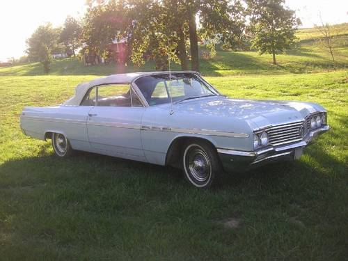 1964 Buick LaSabre Convertible For Sale (picture 1 of 1)