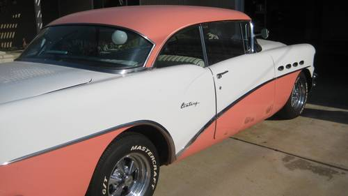 1956 Buick Century 2 Door Hard Top For Sale (picture 2 of 6)