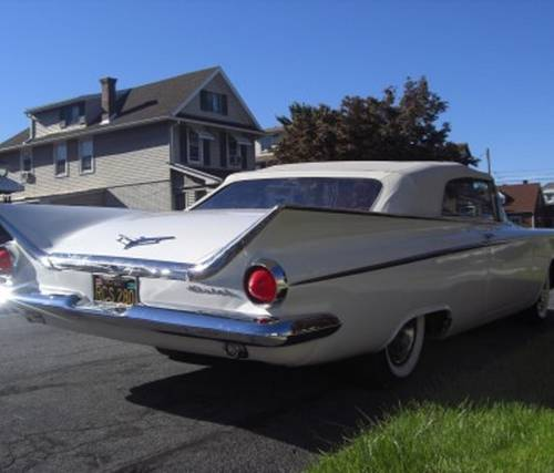 1959 Buick LeSabre Convertible For Sale (picture 1 of 6)