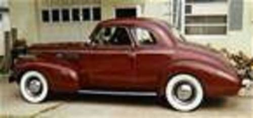 1940 Buick Coupe For Sale (picture 2 of 3)