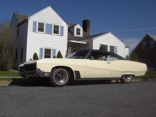 1967 Buick Wildcat Coupe SOLD (picture 1 of 5)