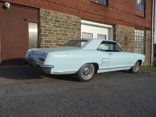 1964 Buick Riviera 2DR HT For Sale (picture 1 of 6)