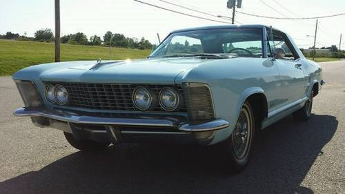 1964 Buick Riviera 2DR HT For Sale (picture 2 of 6)