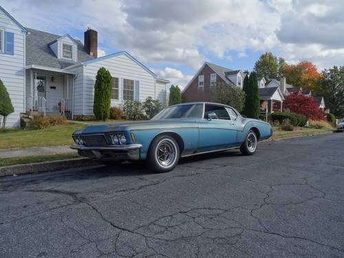1971 Buick Riviera 2DR HT For Sale (picture 1 of 6)