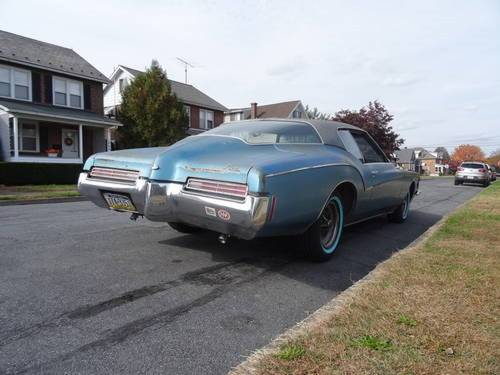 1971 Buick Riviera 2DR HT For Sale (picture 4 of 6)