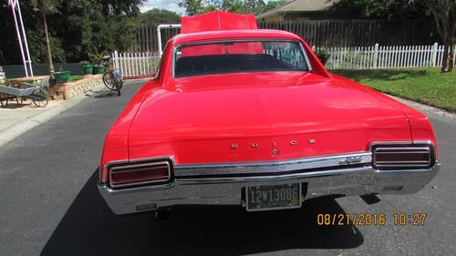 1967 Buick Skylark 2DR HT For Sale (picture 4 of 6)