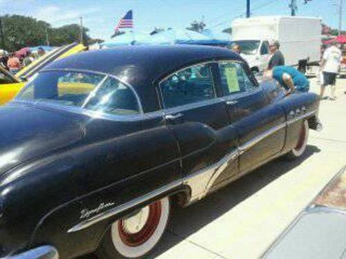 1951 Buick Super 4DR Sedan For Sale (picture 3 of 4)