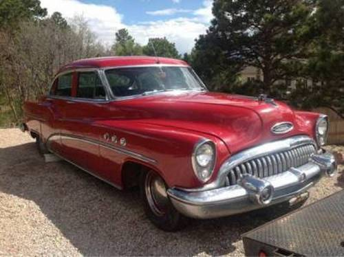 1951 Buick Riviera For Sale (picture 2 of 3)
