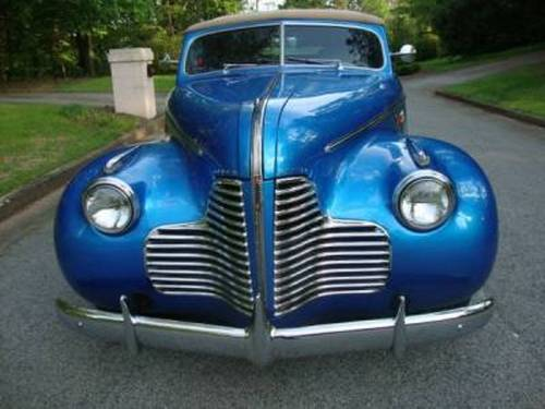 1940 Buick Super Convertible For Sale (picture 2 of 6)