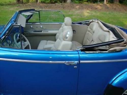 1940 Buick Super Convertible For Sale (picture 5 of 6)