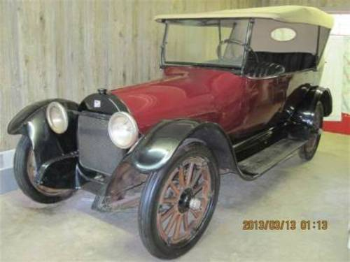 1920 Buick Touring Car For Sale (picture 1 of 6)