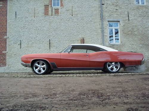 Buick wildcat 1967(new price 39.000 euro) For Sale (picture 1 of 6)