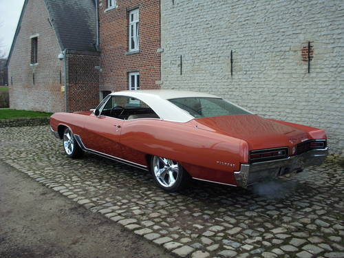 Buick wildcat 1967(new price 39.000 euro) For Sale (picture 5 of 6)