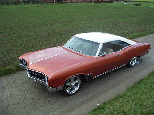 Buick wildcat 1967(new price 39.000 euro) For Sale (picture 6 of 6)