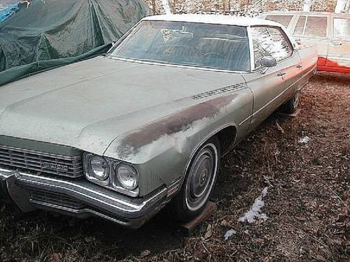 1972 Buick Electra 225 Limited4DR HT For Sale (picture 1 of 5)