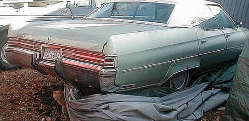 1972 Buick Electra 225 Limited4DR HT For Sale (picture 3 of 5)