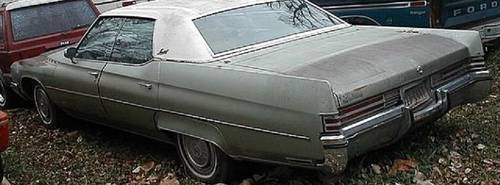 1972 Buick Electra 225 Limited4DR HT For Sale (picture 4 of 5)