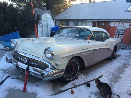 1957 Buick 2DR Hard Top For Sale (picture 1 of 2)