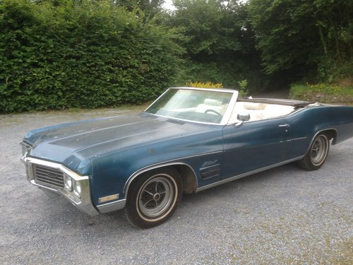 1970 Buick Wildcat convertible  For Sale (picture 3 of 6)