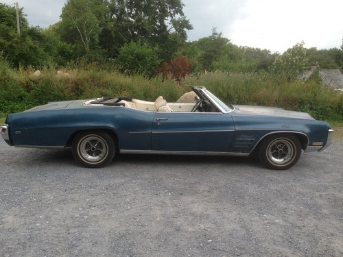 1970 Buick Wildcat convertible  For Sale (picture 5 of 6)