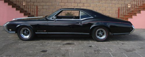 BUICK RIVIERA GS 1968 For Sale by Auction (picture 2 of 3)