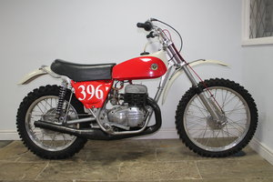 1972 Bultaco 250 cc MK6 Pursang MX Truly  Beautiful SOLD