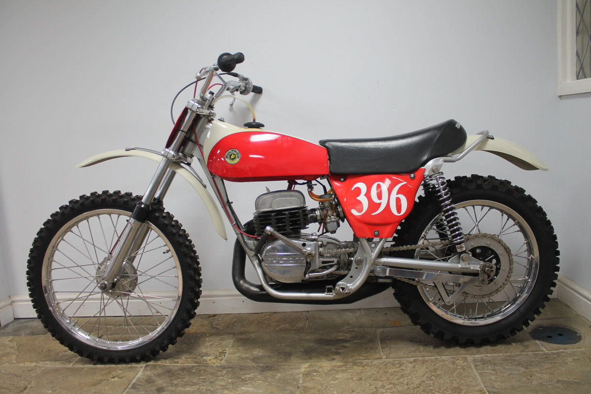 1972 Bultaco 250 cc MK6 Pursang MX Truly  Beautiful SOLD (picture 5 of 6)