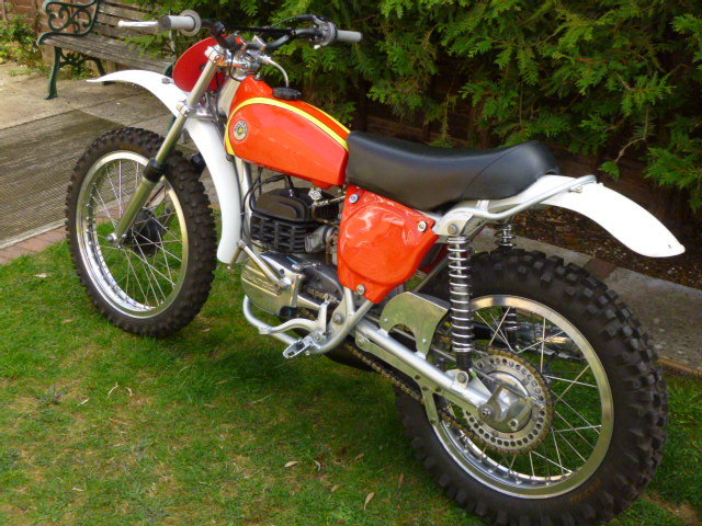 BULTACO PURSANG MK 8 363 cc 1975 Competition MOTOCROSSER For Sale (picture 2 of 6)