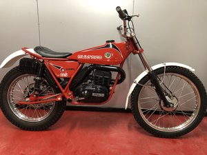 1974 BULTACO SHERPA 125 TWIN SHOCK TRIALS OUT THE BOX MINT £3795  For Sale
