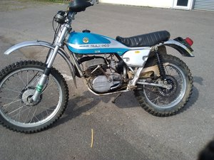 Picture of BULTACO ALPINA 1975 CLASSIC ENDURO MOTORCROSS  SOLD