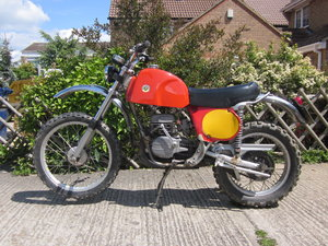 1975 Bultaco 250 Frontera