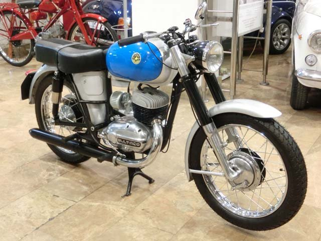 BULTACO MERCURIO 125 (SERIE 1) - 1961 For Sale (picture 1 of 6)