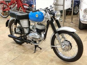 BULTACO MERCURIO 125 (SERIE 1) - 1961 For Sale