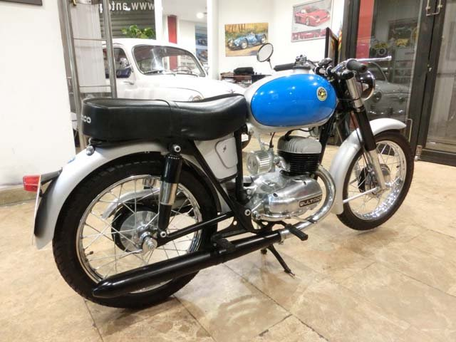 BULTACO MERCURIO 125 (SERIE 1) - 1961 For Sale (picture 2 of 6)