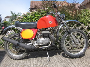 1975 Bultaco 250 Frontera For Sale