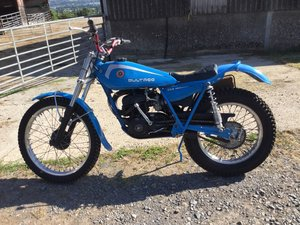 Lot 140 - A 1979 Bultaco Sherpa 350 - 10/08/2019 SOLD by Auction
