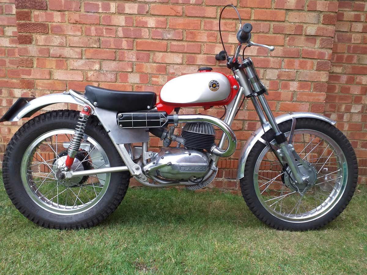 1965 Bultaco Sherpa T Sammy Miller For Sale | Car And Classic