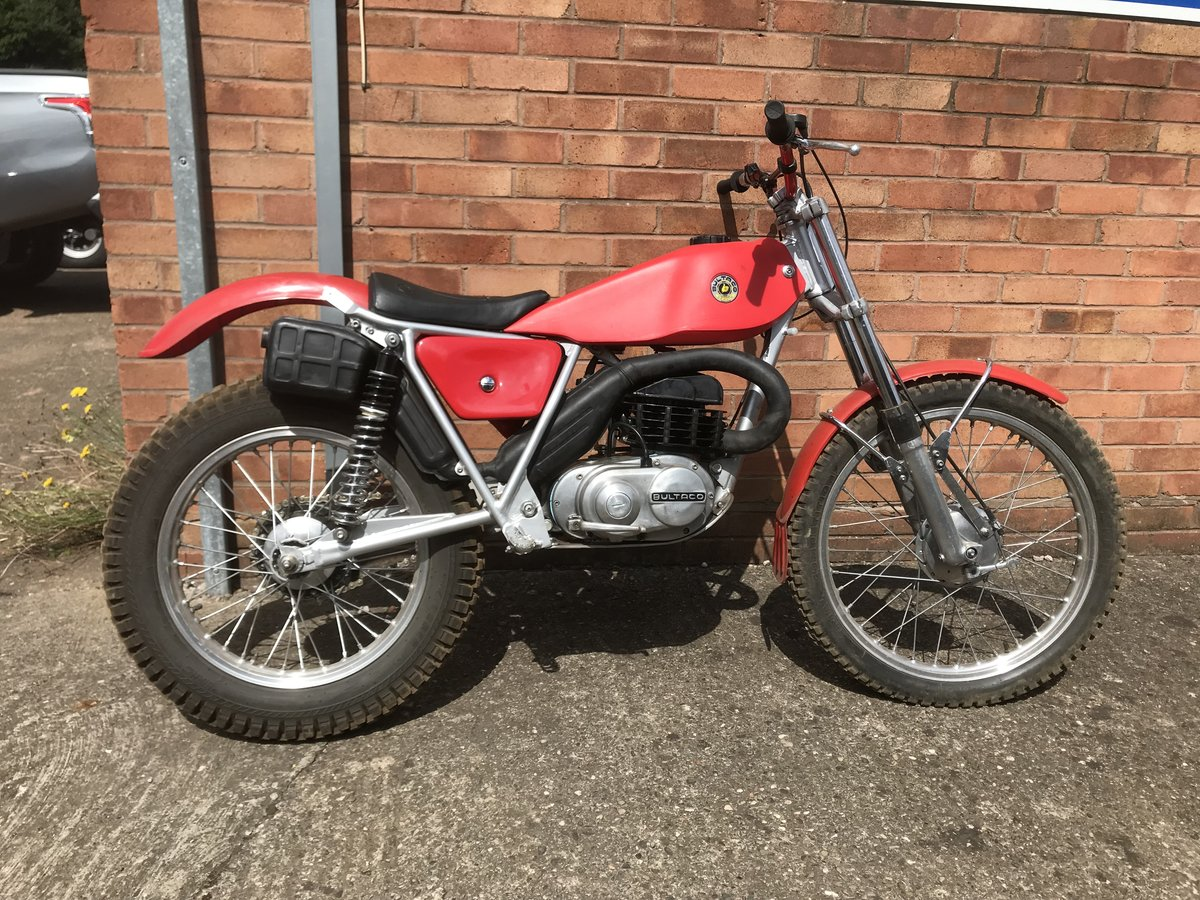 Bultaco 199
