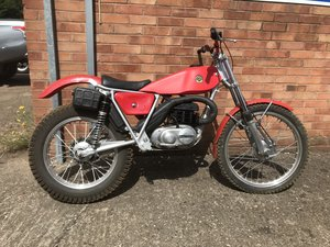 1979 Bultaco 350 Sherpa T, 199 series For Sale