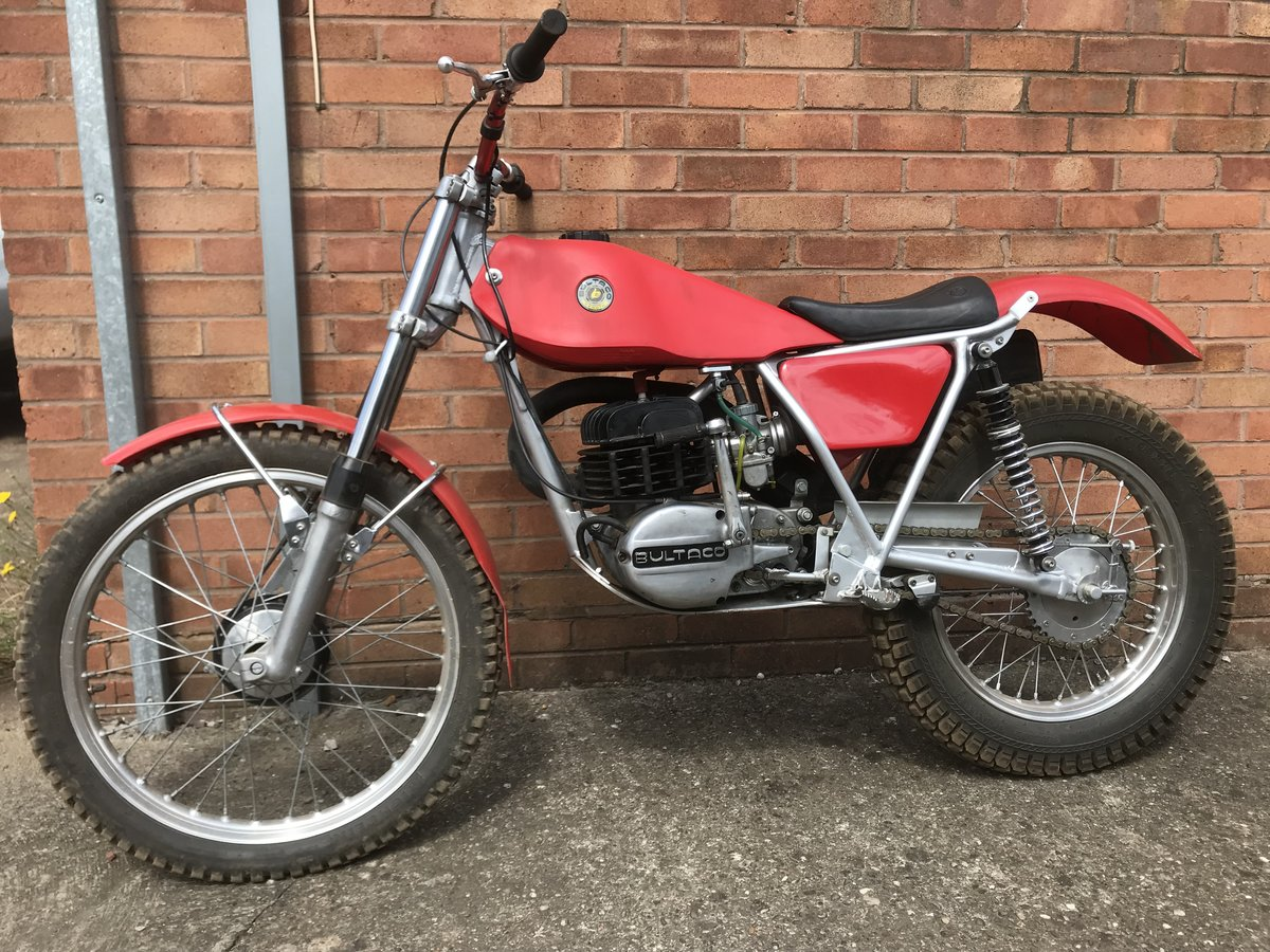 1979 Bultaco 350 Sherpa T, 199 series For Sale | Car And Classic