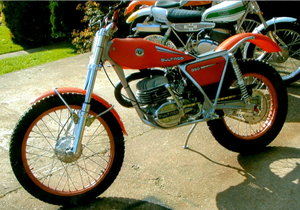 1978 Bultaco Sherpa 350 fully restored and upgraded For Sale