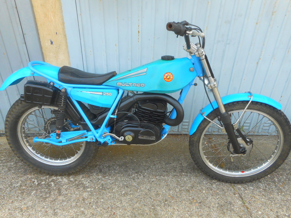 1978 Bultaco Serpa 250 Trial '78 For Sale (picture 1 of 6)