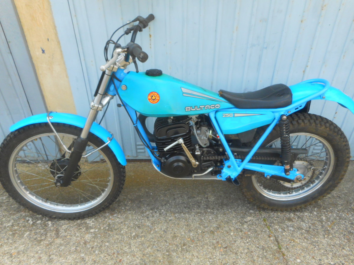1978 Bultaco Serpa 250 Trial '78 For Sale (picture 2 of 6)