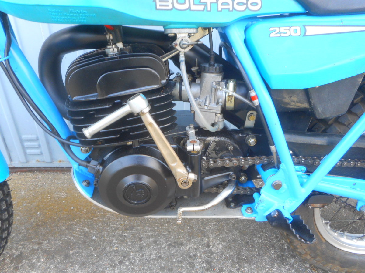 1978 Bultaco Serpa 250 Trial '78 For Sale (picture 3 of 6)