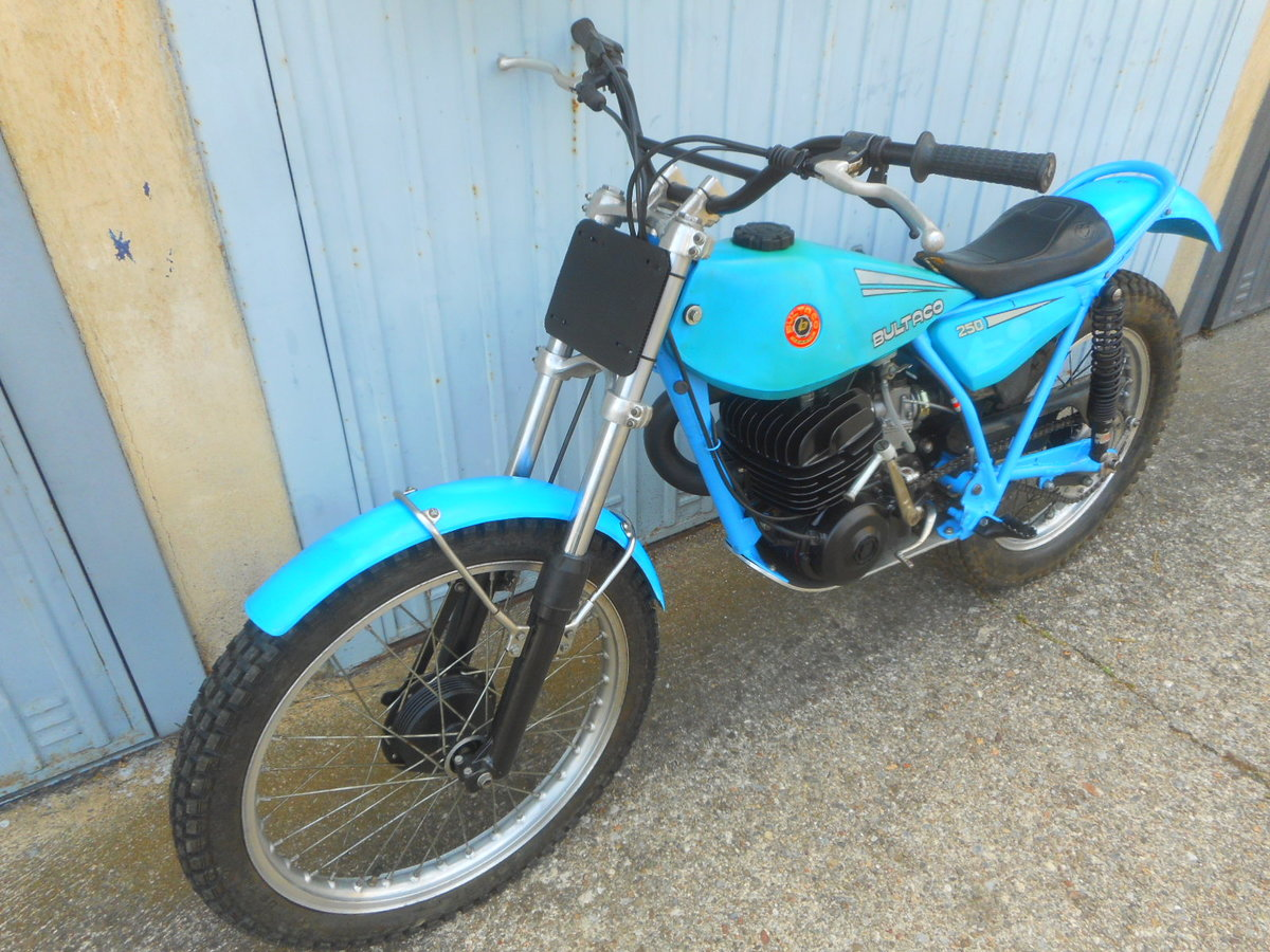 1978 Bultaco Serpa 250 Trial '78 For Sale (picture 4 of 6)