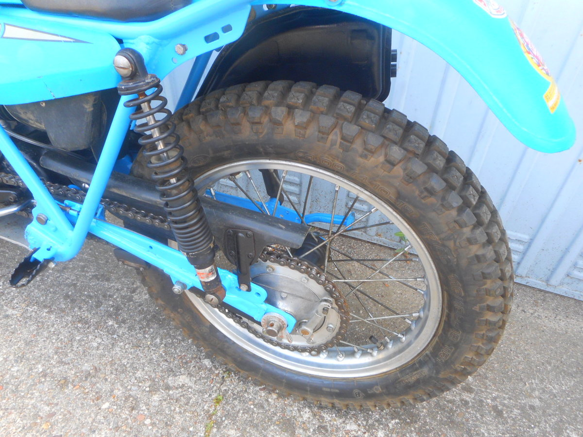 1978 Bultaco Serpa 250 Trial '78 For Sale (picture 5 of 6)