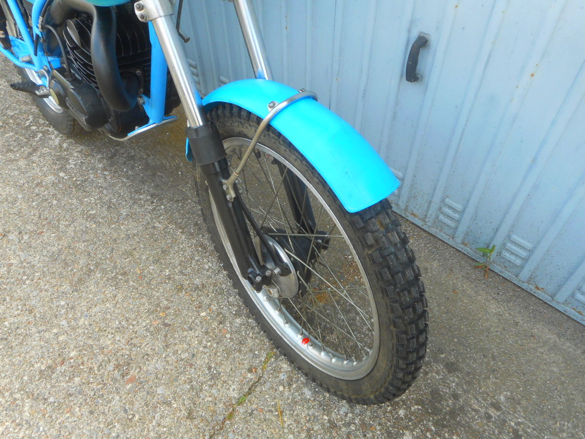 1978 Bultaco Serpa 250 Trial '78 For Sale (picture 6 of 6)
