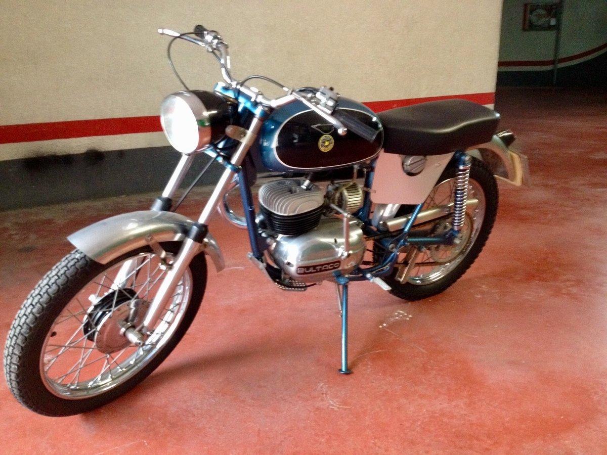 1966 Bultaco Lobito For Sale (picture 1 of 6)