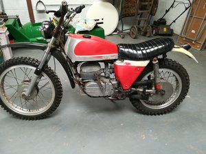 1971 Bultaco Matador For Sale