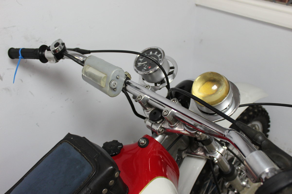 1974 Bultaco Matador SD MK5 Enduro ISDT Absolutely the best SOLD (picture 4 of 6)